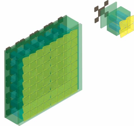 Filter array approach