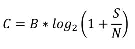 shannon-hartley theorem